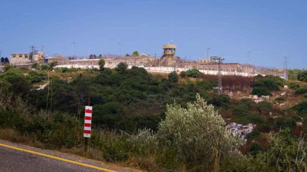 La prisión de Damon, donde está encerrada Juana Ruiz.