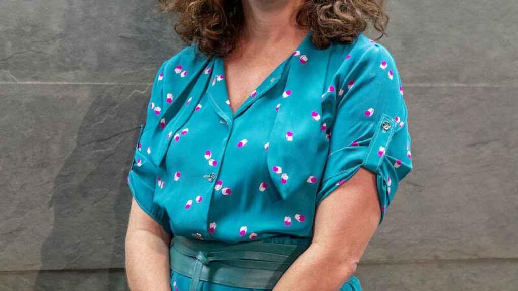 Blanca Hernández.