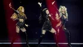 La 'girl band' Hurricane representa a Serbia en Eurovisión 2021.