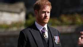 El príncipe Harry en una imagen de archivo.