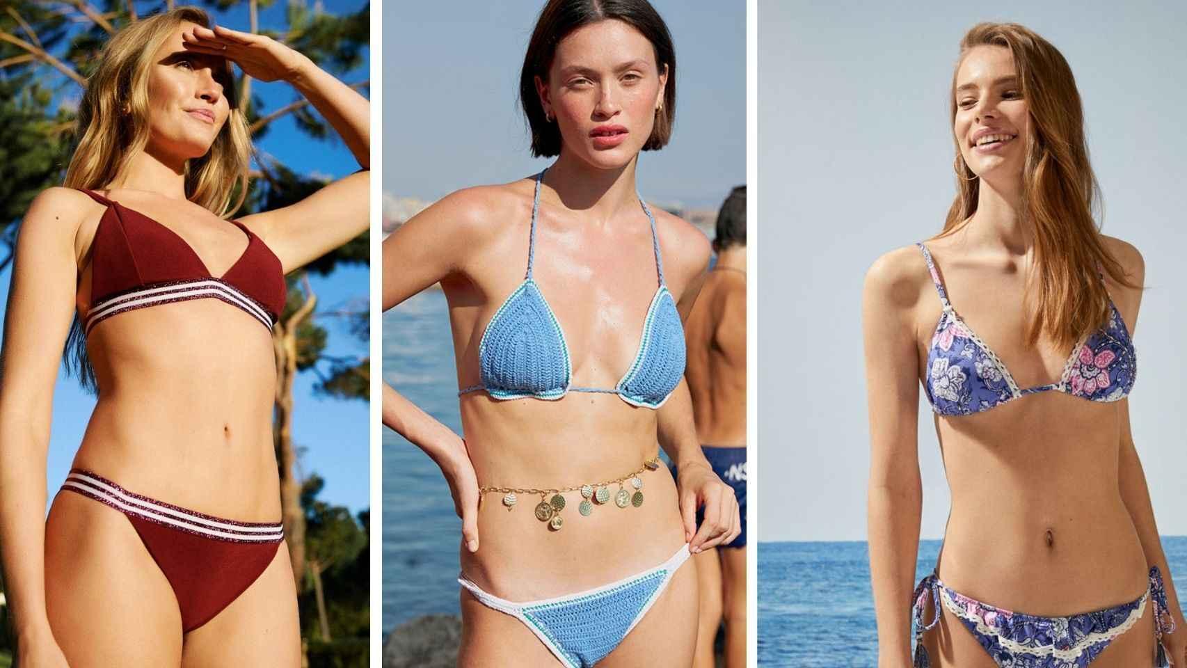 Los bikinis se transforman: así son los nuevos diseños que querrás estrenar.