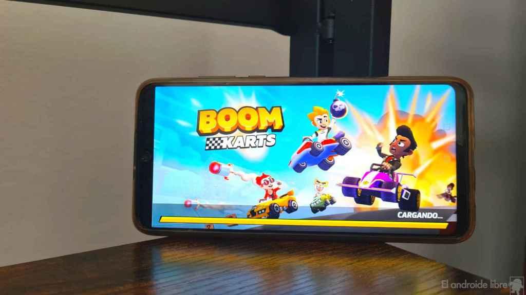 Boom Karts: un divertido juego como alternativa a Mario Kart
