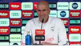 En directo | Rueda de prensa de Zidane previa al partido Real Madrid - Villarreal de La Liga
