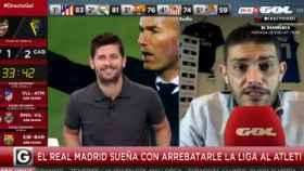 Jorge Calabrés en Directo Gol