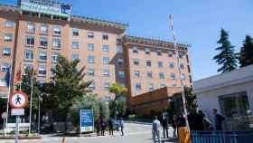 Hospital de Toledo. Imagen de archivo