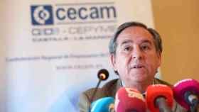 Ángel Nicolás permanece en cuarentena en su domicilio por contagio de Covid