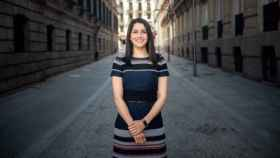 Inés Arrimadas fotografiada por Daniel G. Mata para 'El Economista'