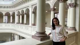 Susana Campuzano, jefa de la Unidad de Inteligencia Económica de la CNMC