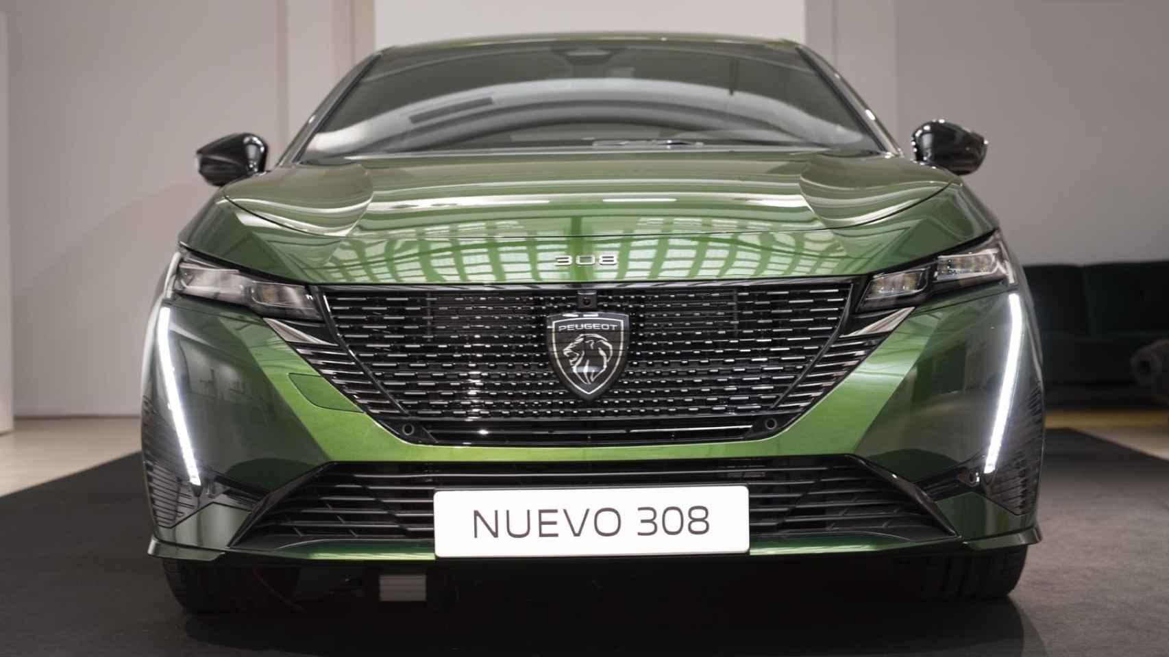 Peugeot 308 2021: todas las fotos de la nueva generación