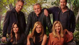 'Friends: The Reunion' se verá en exclusiva en HBO España el día de su estreno