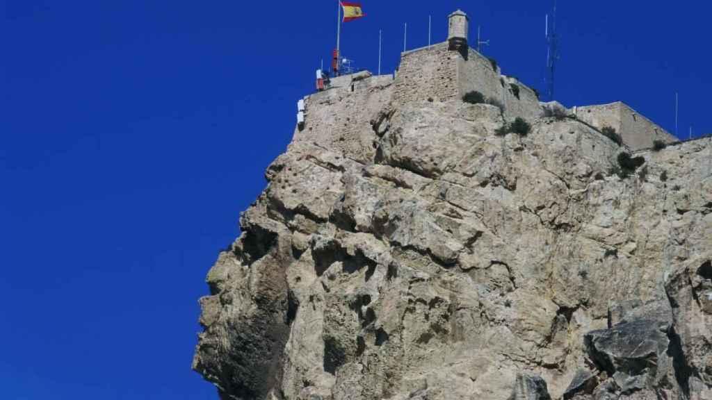 'La Cara del Moro' o como el príncipe Ben-Abed acabó eternamente castigado en el monte Benacantil