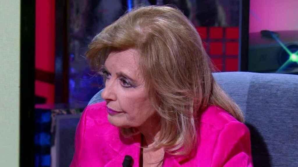 María Teresa Campos revela que Pedro Sánchez llamó a Rocío Carrasco: Me pidió su teléfono