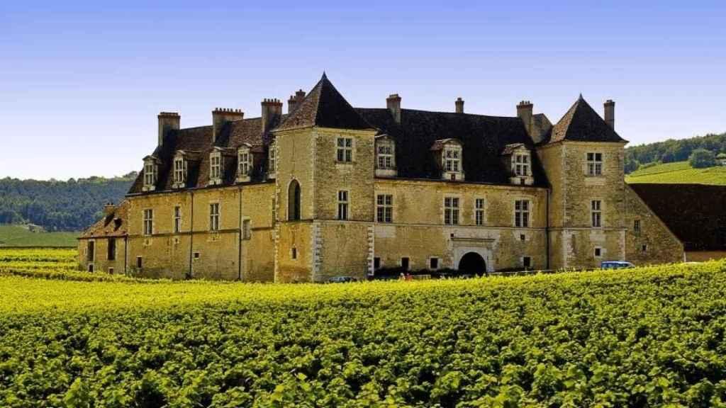 Château bordelés.