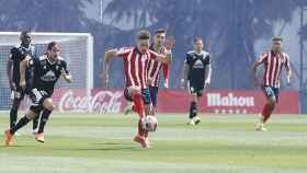 FOTO: Atlético de Madrid B (Twitter).
