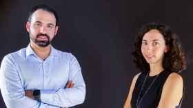 Paul y Haydée Barroso, hermanos y  cofundadores de Atani.