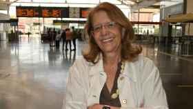 La exministra Elvira Rodríguez (PP), en Alicante.