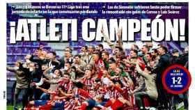 La portada del diario Mundo Deportivo (23/05/2021)