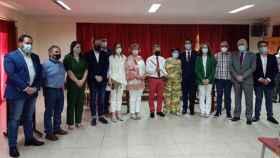 Toma de posesión de Honorio Cañizares como nuevo alcalde de Valenzuela de Calatrava (Ciudad Real)