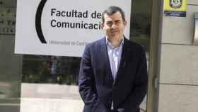 El decano de la Facultad de Comunicación de la Universidad de Castilla-La Mancha (UCLM), José María Herranz. Foto: Europa Press