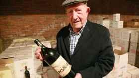 Fallece el bodeguero vallisoletano Alejandro Fernández a los 88 años