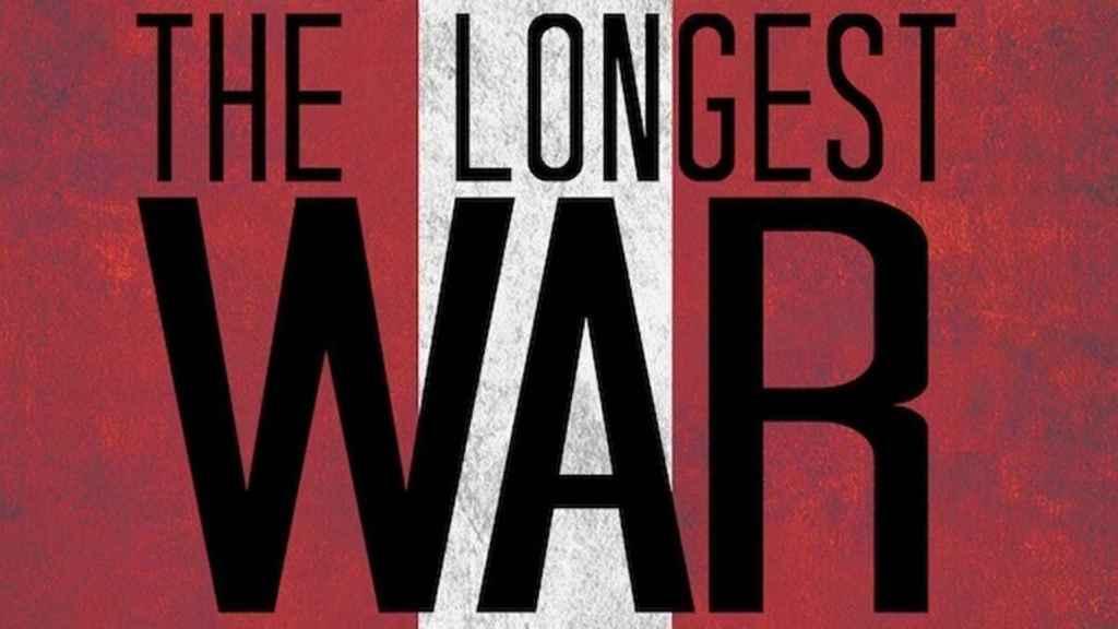 Póster del documental 'The Longest War'