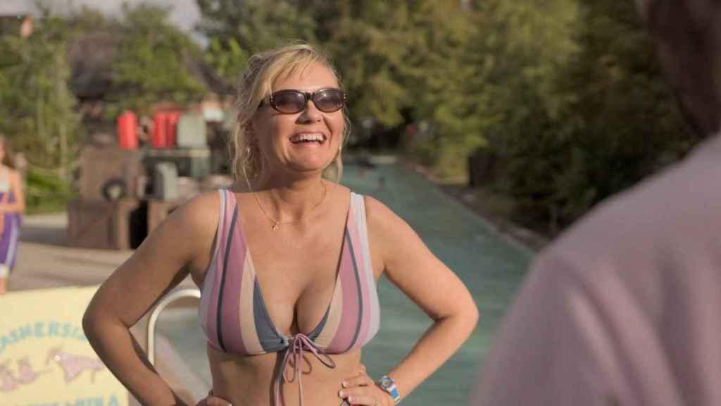 Kirsten Dunst en 'Llegar a ser Dios en Florida'
