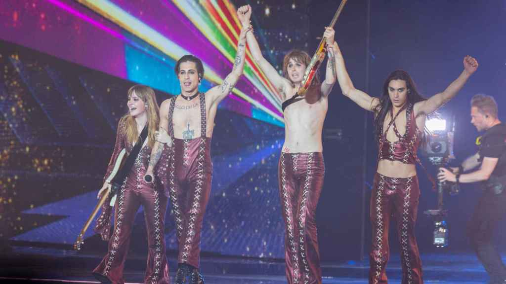 Eurovisión zanja la polémica de Italia: su cantante da negativo en consumo de drogas