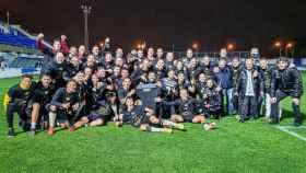 El club de San Juan, Intercity, lleva solo cuatro años en marcha.