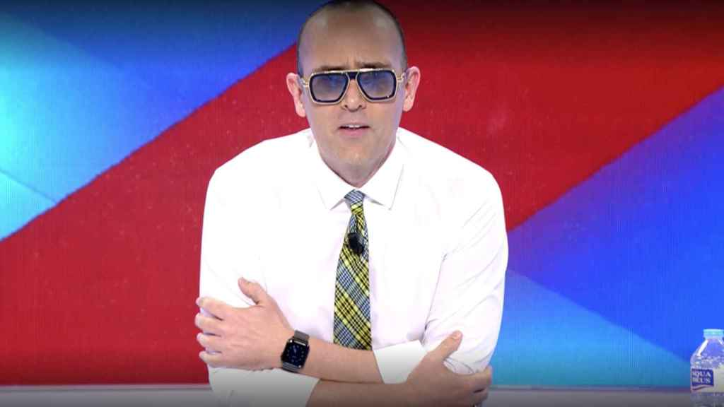 Risto Mejide se burla del despido de Javier Cárdenas: Que se desahogue en el teléfono de aludidos