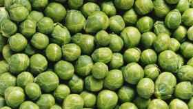 Las coles de Bruselas son un ejemplo de verdura azufrada.
