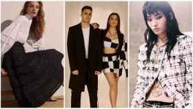 El blanco y negro se ha adueñado de los catálogos de las firmas de lujo como Louis Vuitton, Dolce&Gabbana o Chanel.