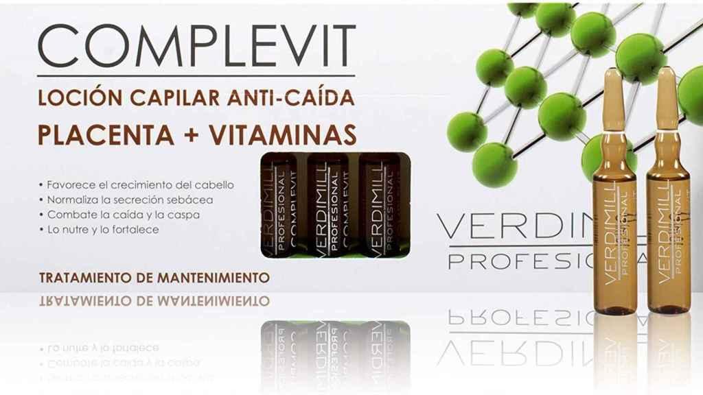 Ampollas anticaída de Verdimir.
