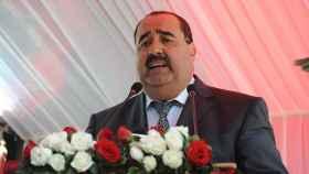 El líder del partido socialista de Marruecos, Driss Lachgar