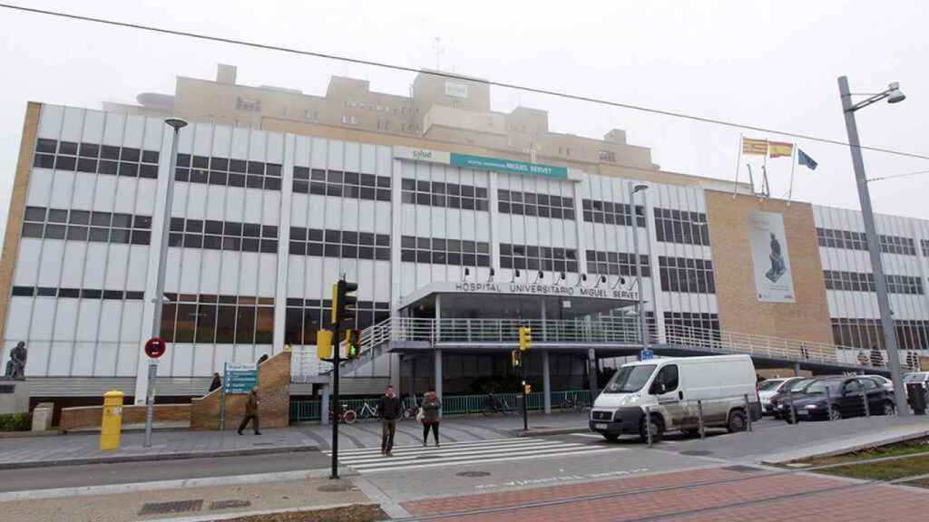 El joven murió en el Hospital Miguel Servet como consecuencia de sus heridas.