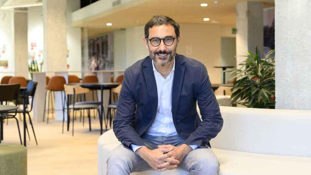 Ruben Raso Jacob, director IT en Idilia Foods.