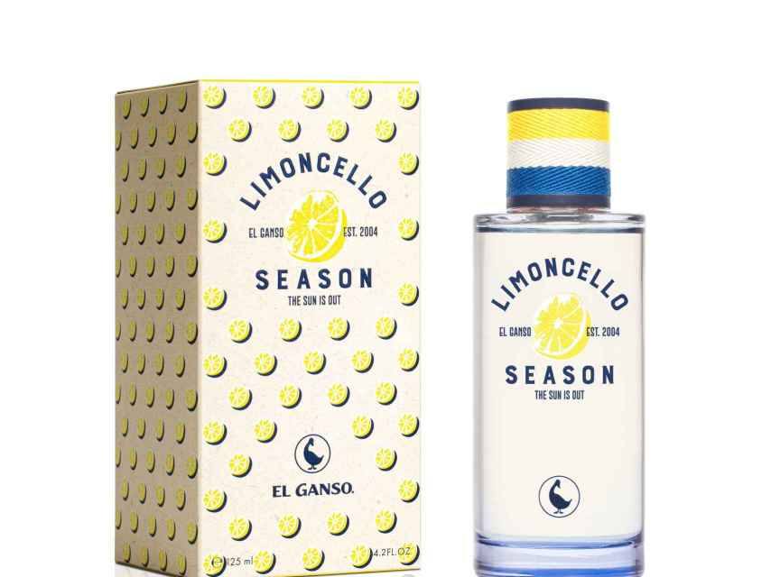 Limoncello Season is the new fragrance from El Ganso.