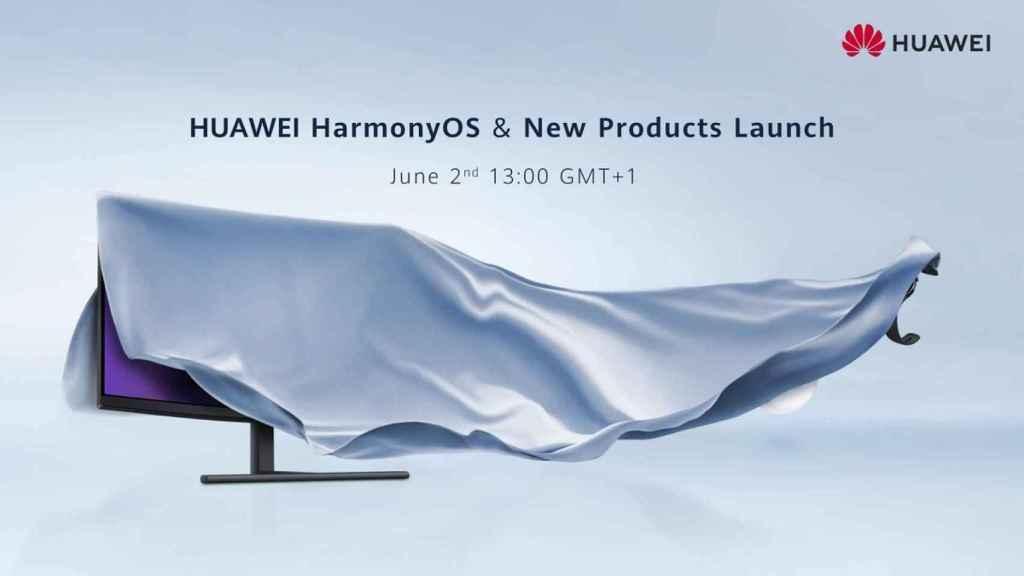 Huawei presentacion Harmony OS