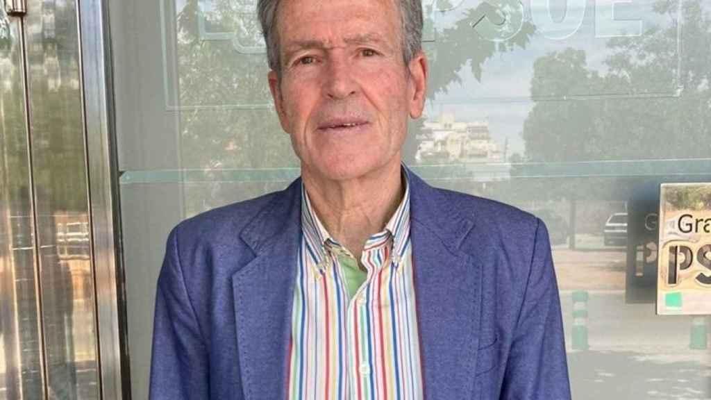 Manuel Pérez, aspirante que se ha quedado fuera.