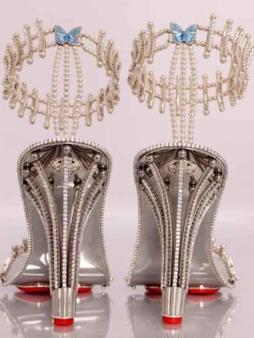 Los detalles hacen la diferencia en el caso de las sandalias.