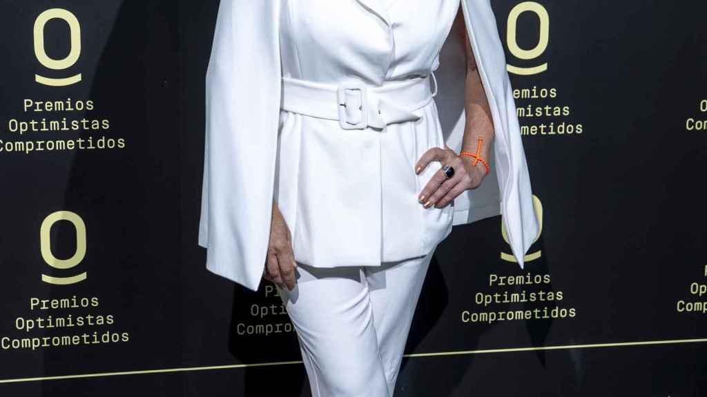 Miriam Díaz-Aroca ha sido la maestra de ceremonias de los premios.