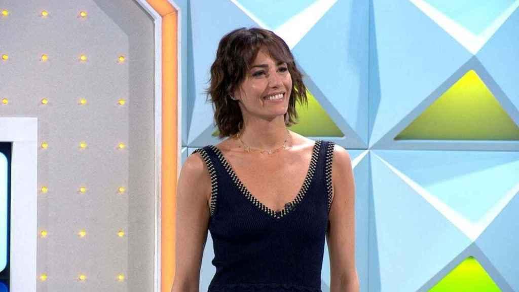 Laura Moure se incorporó a 'La ruleta de la suerte' en 2015.