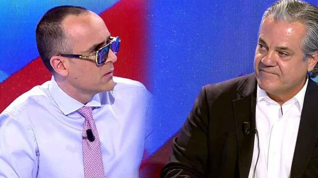 Marcos de Quinto abandona 'Todo es mentira' tras una bronca con Risto Mejide