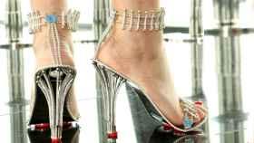 Los Constellation Diamond Stilettos son las sandalias más caras del mundo.