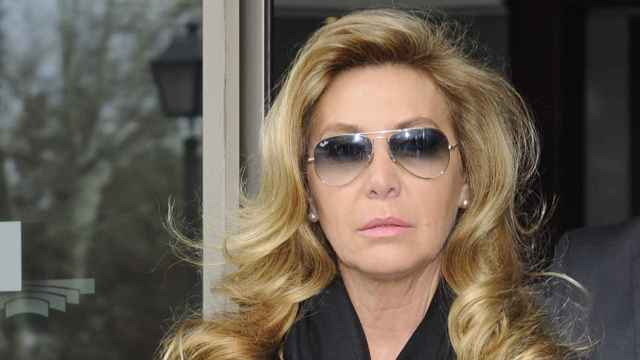 Norma Duval perdió a su madre, Purificación Aguilera, este fin de semana.