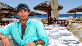 Íñigo Onieva ha disfrutado de los manjares de Es Torrent, un restaurante no apto para todos los bolsillos.