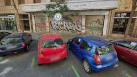 Imagen de la antigua discoteca Jácara en la calle Príncipe de Vergara de Madrid.