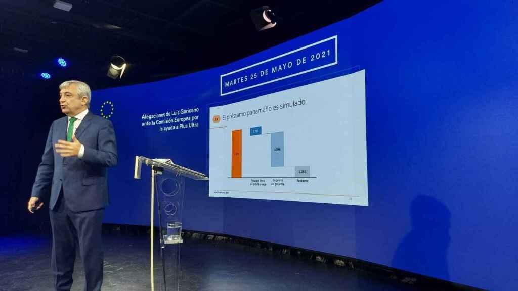 Luis Garicano denuncia que Plus Ultra recibió un préstamo simulado de una sociedad panameña que facilitó su rescate