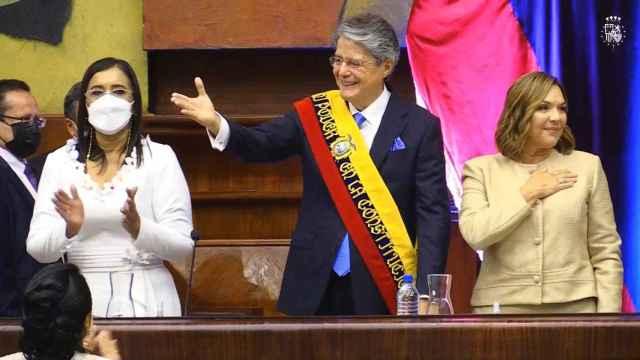 Guillermo Lasso ya es presidente de Ecuador
