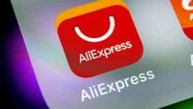 La app de AliEspress.