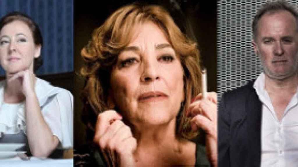 El elenco de la próxima película de Paco León.